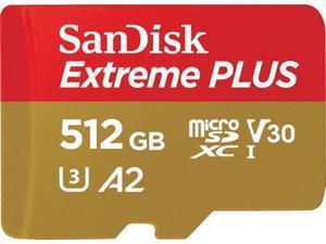 Extreme 512GB microSDXC UHS-I Memory Card