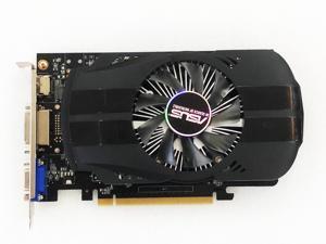 ASUS GeForce GTX 750 Ti DirectX 11 GTX750TI-FML-OC-2GD5 2GB 128-Bit GDDR5 PCI Express 3.0 Video Card