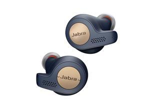 Jabra Elite Active 65t - Copper Blue Manufacturer True Wireless Sport Earbuds