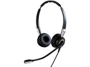 Jabra Biz 2400 II QD Duo NC Wideband Balanced Wired Headset