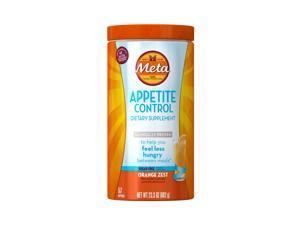 Meta Appetite Control, Orange Zest Powder, 23.3oz