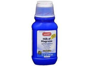 Leader Milk of Magnesia, Original, 2oz