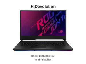"HIDevolution ASUS ROG Strix SCAR 17 G732LXS 17.3"" FHD 300Hz | 2.4 GHz i9-10980HK, RTX 2080 Super, 32 GB 2666MHz RAM, 6 TB PCIe SSD | Authorized Performance Upgrades & Warranty"