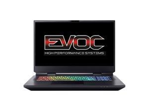 """EVOC High Performance Systems X1701G (X170SM-G) 17.3"""" 4K UHD   3.8 GHz i7-10700K, RTX 2060, 64 GB 3200MHz RAM, 1 TB PCIe SSD   Performance Upgrades & Warranty"""