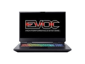 """[2021] EVOC High Performance Systems X1702B (X170KM-G) 17.3"""" FHD 144Hz, 3.8 GHz i7-10700K, RTX 3070, 32 GB 3200MHz RAM, 2 TB PCIe SSD"""