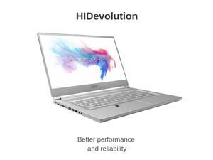 "HIDevolution MSI P65 Creator 8SF 15.6"" FHD 144Hz 
