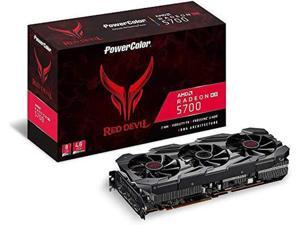PowerColor Red Devil Radeon Rx 5700 8GB GDDR6 Graphics Card