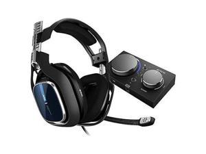 ASTRO Gaming A40 TR Wired Headset + MixAmp Pro TR with Dolby Audio for PS4, PC, Mac - A40 TR + MixAmp Pro TR Edition