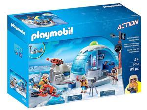 Playmobil 9055 Arctic Expedition Headquarters Playset