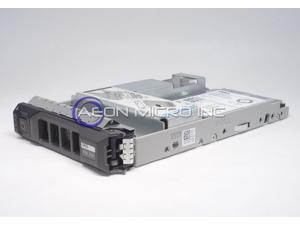 Dell 15,000 RPM SAS 12Gbps 512n 2.5in Hot-plug Hard Drive, 3.5in Hybrid Carrier - 900 GB