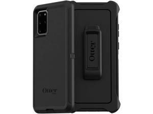 OtterBox Defender Series for Galaxy S20+ / Galaxy S20+ 5G, Black