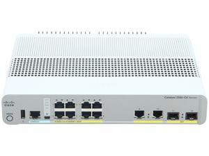 Cisco 3560CX-8PC-S Layer 3 Managed Ethernet Switch