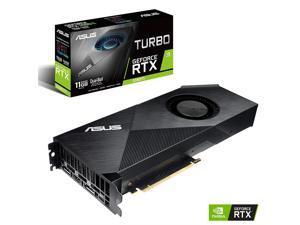 ASUS RTX 2080 Ti Turbo 11GB GDDR6 Graphics Card (90YV0C40-M0NM00)