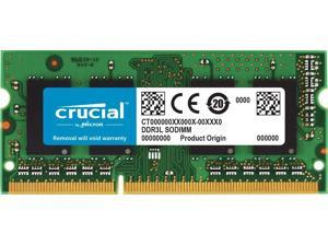 Crucial - DDR3 - 4 GB - SO-DIMM 204-pin - 1066 MHz / PC3-8500 - CL7 - 1.5 V - unbuffered - non-ECC - for Apple iMac, Mac
