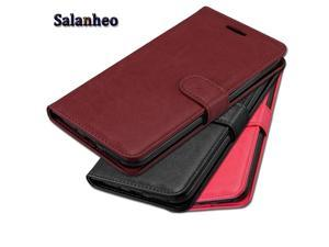 For galaxy samsung j3 Case Flip Leather Cover Case for samsung galaxy j3 2016 ...