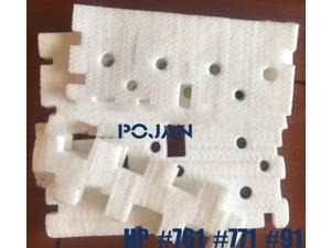 Sponge Fix 91 DesignJet 771 761 Maintenance Cartridge DesignJet Z6100 6200 T7100 D5800 Latex 260 plotter parts POJAN