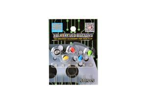 Project Design ABXY LED Buttons for Xbox One Controller Skull Ghost