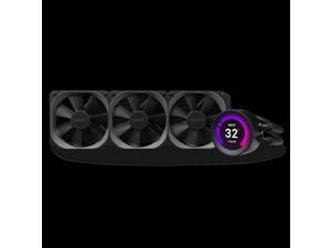 NZXT Kraken Z Series Z73 - Liquid Cooler with LCD Display