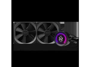 NZXT Kraken Z Series Z63 - Liquid Cooler with LCD Display