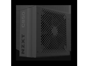 NZXT C850 NP-C850M-US 850W ATX12V v2.4 / EPS12V v2.92 80 PLUS GOLD Certified Full Modular Active PFC Power Supply