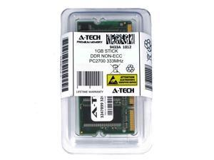 1GB SODIMM DDR Laptop PC2700 2700 333 333mhz 200pin Notebook Memory Ram