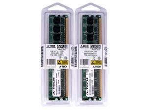 2GB Kit Lot 2x 1GB PC2-4200 4200 DDR2 DDR-2 533mhz 533 Desktop Memory RAM