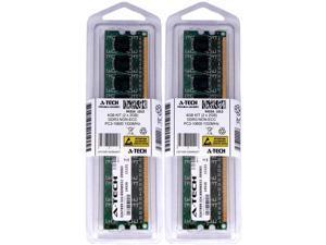 4GB Kit Lot 2x 2GB DIMM DDR3 Desktop 10600 1333MHz 1333 240pin Ram Memory