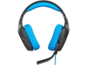 Logitech G430 Wired USB Surround Sound Gaming Headset w/ Microphone
