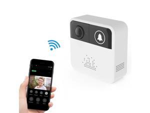 Wireless WiFi Doorbell Video Record Photo Cloud Storage Digital Alarm  Doorcam - Newegg com
