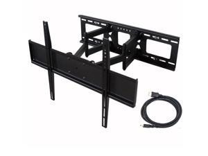 """VideoSecu Articulating TV Wall Mount for LG 32"""" 37"""" 39"""" 40"""" 42"""" 47"""" 50"""" 55"""" 58"""" 60"""" 62"""" 63"""" 65"""" 70"""" LED-LCD HDTV Smart TV MW365B2H C08"""