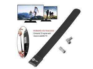 New Clear TV Key Antenna Aerial Ditch Cable HDTV Digital Indoor Antenna Free TV HDTV Ditch Cable TV Ditch Cable