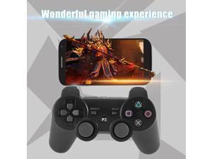 Good Quality New Wireless Bluetooth Game Controller for Sony For PS3 BLACK