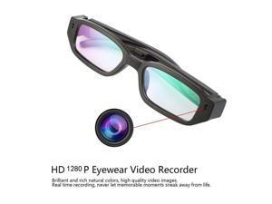 2019 New Updated Digital Video Glasses HD 1280P Eyewear Video Recorder DVR Camcorder Eyeglass