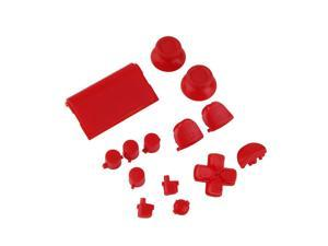 Replacement Full Buttons Custom Mod Kit Set For Sony PS4 Playstation Gamepad