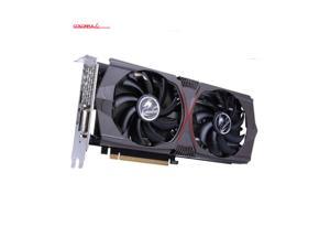 Colorful Gaming GeForce RTX 2060 192-bit 6GB GDRR6 Dual Fan OC Graphics Card,Metal Backplate