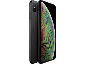 Apple - iPhone XS Max 256GB - Space Gray - Unlocked - MT5D2LL/A
