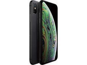 Apple - iPhone XS 256GB - Space Gray - Unlocked - MT972LL/A