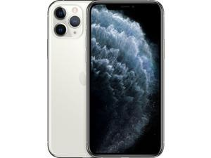 Apple - iPhone 11 Pro 64GB - Silver (Unlocked)