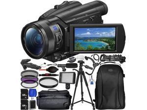 Sony FDR-AX700 4K Camcorder Supreme Video Bundle