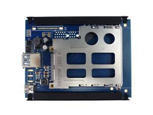 Factory price PCIe x1 USB 2.0 To ExpressCard 54 / 34 mm slot Adapter PCI express Card to Express Card Converter Reader