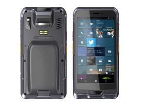 Sincoole 6inch windows 10 pro rugged handheld terminal PDA 4GB ram 64GB ROM memory  with 2D barcode scanner 4G Lte