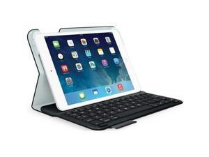 "Logitech 920-005893 Keyboard/Cover Case (Folio) for 7"" iPad mini - Black"