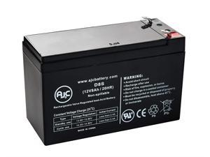 APC Back-UPS PRO 350 BP350 12V 8Ah UPS Battery - This is an AJC Brand Replacement