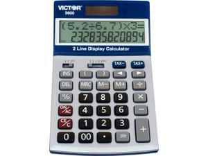 Victor Technology, LLC Victor 9800 12 Digit