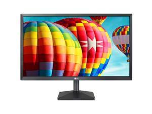 "LG 24MK430H-B 24"" (Actual size 23.8"") Full HD 1920 x 1080 VGA HDMI AMD Radeon FreeSync Flicker Safe Anti-Glare IPS LED Monitor"