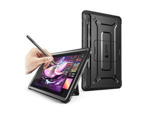 """SUPCASE Unicorn Beetle Pro Series Rugged Case for Galaxy Tab S6 10.5"""" - Black"""