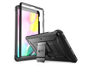 Galaxy Tab S5e 10.5 inch Unicorn Beetle Pro Full-Body Rugged Case (Black)
