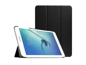 Fintie Slim Shell Case for Samsung Galaxy Tab S2 9.7 - Ultra Lightweight Protective Stand Cover with Auto Sleep/Wake Feature for Samsung Galaxy Tab S2 9.7 Inch Tablet, Black