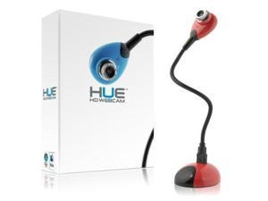 hue hd (red) usb camera for windows and mac