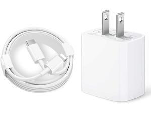 iPhone USB C Fast Charger Block,20W PD Usb-C Wall Plug Adapter Power Box+?Apple MFI Certified?Lightning Apple Quick Chargers for iPhone Cords 3ft for iPhone 12 11 Pro Max Mini XS/XR/X iPad Pro Airpods